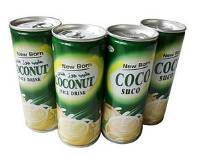 Wholesale container desiccant: coconut drink plant protein drink rich in nutrition