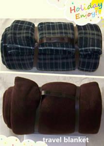 Wholesale custom fleece blankets: 100% Polyester Polar Fleece Blanket