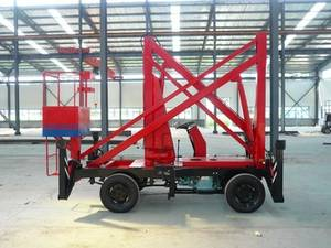 Wholesale pickers: Hydraulic Lift Towable Cherry Picker for Sale