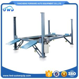 Wholesale parking lot lock: 4 Post Mobile Car Parking Lift