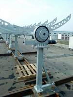 Sell solar track,slewing drive