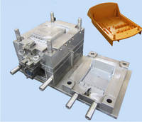 High-Quality Wash Machine Plastic Molding Parts Injection Mold Manufacturer