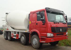 Wholesale sinotruk: SINOTRUK HOWO Chassis 12cbm Concrete Mixer Truck
