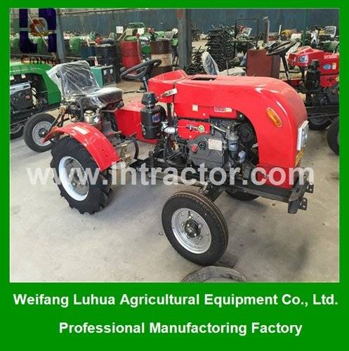 Sell Cheap 12HP Mini Farm Tractor with Good Qualty