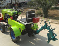 China Cheap 15HP Mini Tractor with Diesel Engine