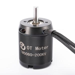 Wholesale brushless motor: 5060 200kv Electric Car High Torque Brushless DC Motor for Electric Toys Scooter Skateboard
