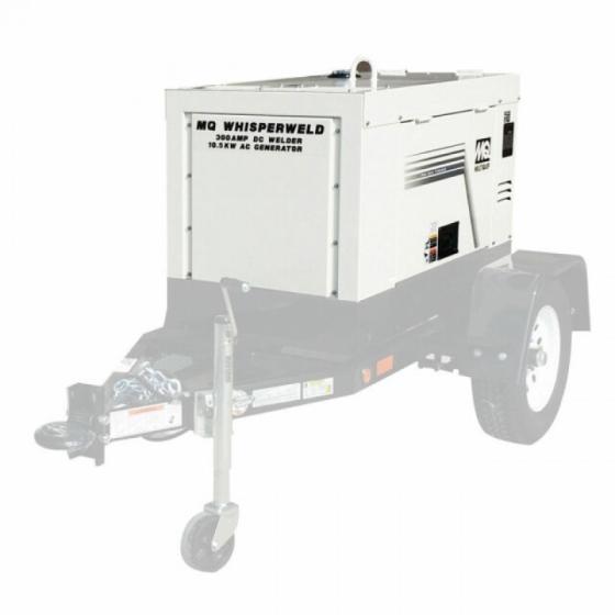 Sell Multiquip DLW300ESA1 59 dBA 300 Amp 10.5 kW