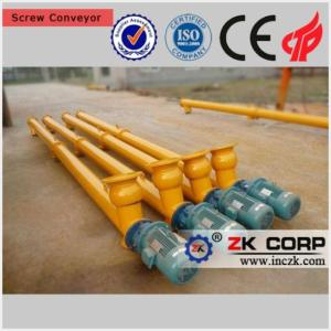 Screw Conveyor for Coal, Slag, Cement, Grain