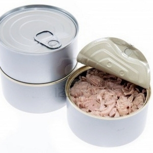 Canned Tuna Fish in Vegetable Oil, Canned Makerel Fish