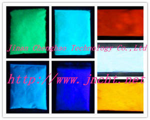 Wholesale exporter of novelties: Photoluminescent Pigment/glow in the dark pigment