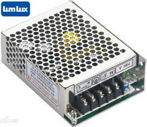 Wholesale dc to ac: IP20 Enclosed Type AC To DC 30W LED Driver (Economic Type) for Street Light Industrial Light