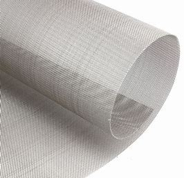 Wholesale punching hole meshes: Heat Resistance 1200 AISI 40 60x60 80 Mesh 310S Stainless Steel Wire Mesh Fabric