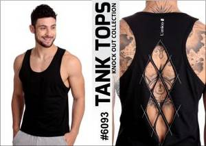 Wholesale Tank Tops: Design Tank Top