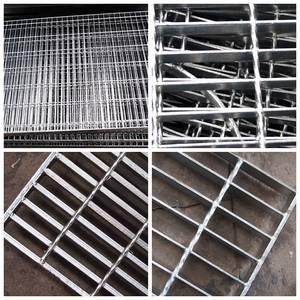 Wholesale hot dip galvanized grating: Hot Dip Galvanized Steel Grating