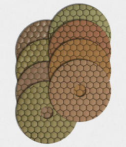 Wholesale polishing pads: Dry Polishing Pad