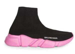 Wholesale visualizer: Speed Knit Florescent Sole Sneakers Fluorescent Sole Lends A Pop of Visuals To These High Tech Knit