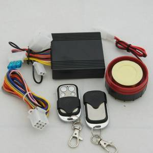 Wholesale Other Motorcycle Accessories: One Way Motorcycle Alarm System with Remote Engine Start,Scooter Alarm,Motorbike Alarm System
