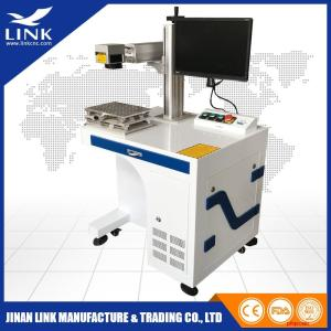 Wholesale high speed tool steel: High Accuracy Eco-friendly 20w Metal Steel CNC Laser Marking Machine Manufacturer