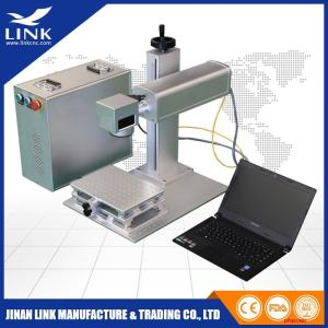 Wholesale laser mark machine: High-tech Self-clean System Portable Mini Small Fiber Laser Marking Machine