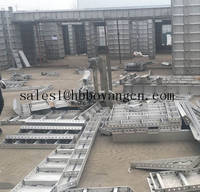 Durable Aluminium Concrete Formwork High Recovery Value Aluminum Formwork