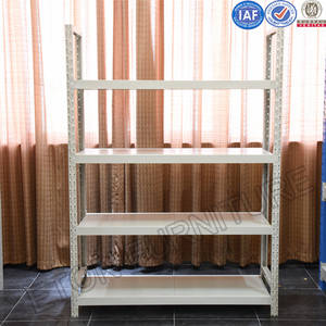 Wholesale stacking rack: Hot Selling Loading 300kg Medium Duty Metal Stacking Rack Shelf