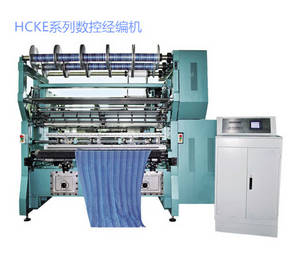 Wholesale tricot: High Performance Tricot Warp Knitting Textile Machinery for Elastic Articles with EL System