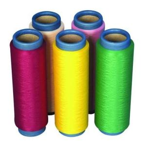 Wholesale yarn: Polyester and Nylon Microfiber Yarn Dty