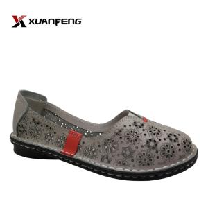 Wholesale sandals: Buy Lady Sandals Women Leather Shoes Mocassin Shoes Loafers Shoes