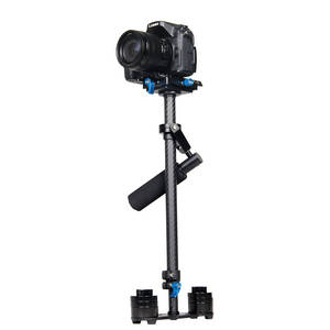Wholesale dslr stabilizer: 2017 YELANGU High Precision Compact Bearing DSLR Handheld Stabilizer Steadicam For Video Camera