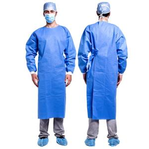 Wholesale lighting stuff: Medical Isolation Gown, Disposable Surgical Gown for Sale.