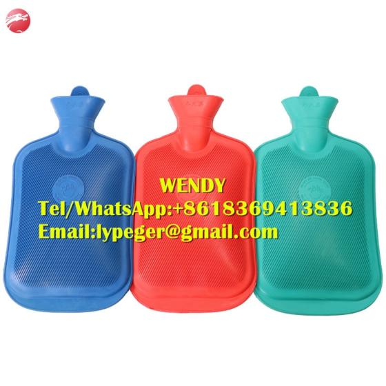 Sell 2000ML rubber hot water bottle hand warming rubber hot water bag