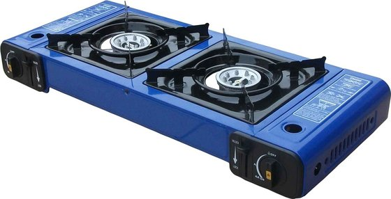 Two Burners Portable Gas Stove BDZ 138 2 Image