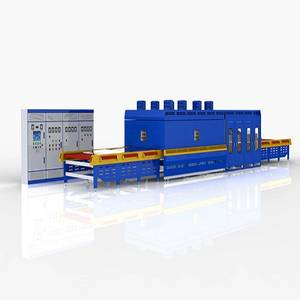 SG Continuous Glass Tempering Furnace