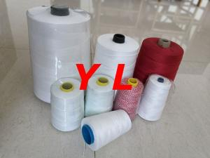 Wholesale Thread: Polyester 20s/6bag Sewing Thread for Newlong Machine