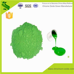 Wholesale chromium oxide: Chrome Oxide Green for Glass Chrome Oxide Green for Plastic Chromium Sesquioxide Manufacturer