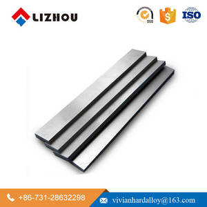 Wholesale Mining Machinery Parts: High Quality Custom Tungsten Carbide Square Flat Bar for Cutting Tools