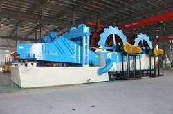 Wholesale sanding machine: LZZG High Efficient Dual Wheel Sand Washing and Recycling Machine