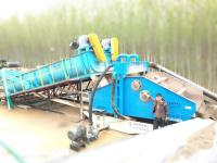 Double Spiral Classifier for Sand and Gravel Washing