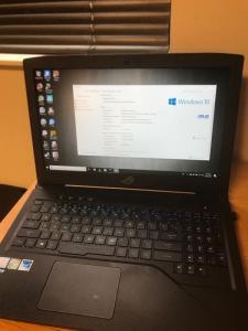 Wholesale canon parts: ASUS ROG -XS79K 18.4inch 4K UHD Quad Core Intel Core I7 Laptop