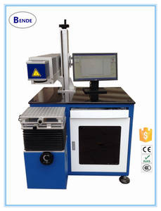 Wholesale garment security tag: Hot Sale CO2 Laser Engraving Machine with High Quality