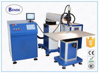 High Quality Advertising Word Laser Welding Machine with CE