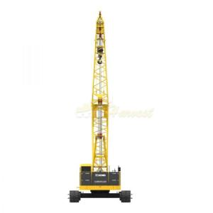 Wholesale travel switch: XCMG 55 Ton Hydraulic Crawler Crane Price XGC55