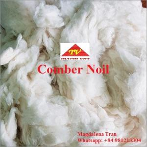 Wholesale Textile Waste: Comber Noil Quality From Viet Nam
