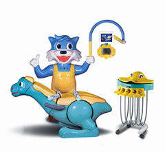 Wholesale chair unit: Design for Kids Dental Products Dental Chairs Dental Units