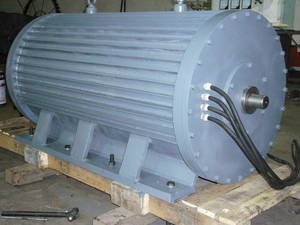 Wholesale wind generator turbine: Horizontal Permanent Magnet Generator PMG for  Wind Turbine