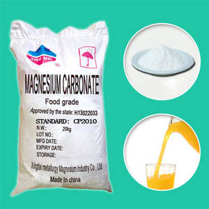 Wholesale industrial acetic acid: Magnesium Carbonate
