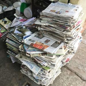 Wholesale paper: Old News Paper