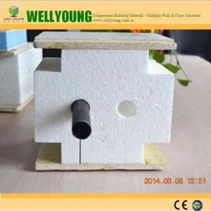 Wholesale fireproof panels: Insulation Fireproof Mgo Eps Sandwich Panel