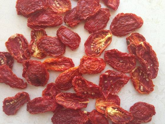 Sell sun dried tomato for food industry!