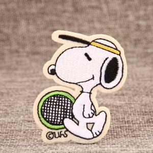 Wholesale tennis game: Tennis Embroidered Patches
